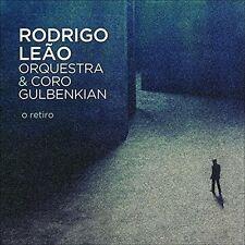 O Retiro - Rodrigo Leao (2016, CD NEU)