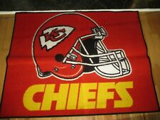KC Chiefs Man Cave / She Den Sport Mat