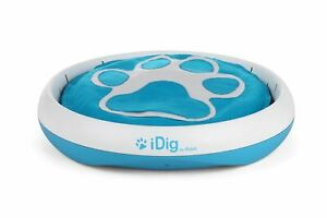 iFetch Dig Stay, Dog Cat Pet Scratching Toy, Pillow Bed, Smart Toy