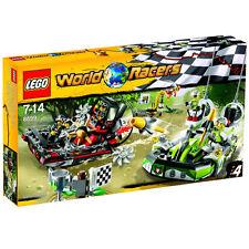 LEGO 8899 WORLD RACERS - GEFAHR IM KROKODIL-SUMPF NEU & OVP!