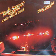 2LP`s  Bob Seger & The Silver Bullet Band – Nine Tonight,NM,OIS.Capitol Germany