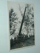 CANON MILITAIRE guerre photo photographie véritable originale de presse