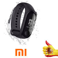Genuino Reloj inteligente Xiaomi Mi Band 3 Fitness Tracker Pulsera OLED