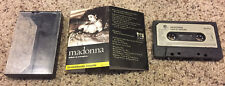 "Madonna ""Like A Virgin"" CASSETTE Chromedioxide *France/Germany* Sire 925 157-4"