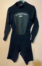 Quicksilver Syncro Mens Shorty Wetsuit Wet Suit #114199  Size XL  54