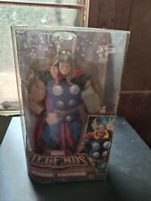 Marvel Legends Icon Series Thor package shows wear