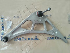 FOR BMW M3 3.2 EVO E46 FRONT AXLE LEFT LOWER TRACK CONTROL ARM GENUINE LEMFORDER