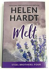 Melt - Steel Brothers Saga Book 4 by  Helen Hardt Paperback 2016