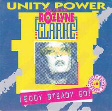 CD CARTONNE CARDSLEEVE ROZLYNE CLARKE EDDY STEADY GO 93 2T TBE