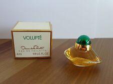 Miniature de parfum : VOLUPTE d' OSCAR DE LA RENTA - Eau de toilette 4 ml