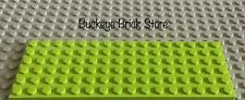 LEGO Medium Green Plate 6x16.