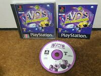 Evo's Space Adventure - PS1 - Complete Playstation 1 Black Label