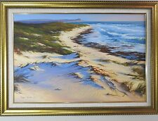 Robyn Collier large oil painting 50x75cm