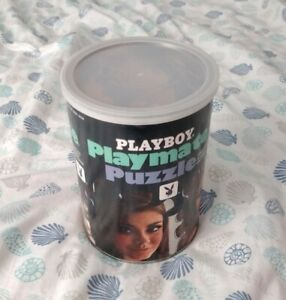 Vintage Playboy Playmate Centerfold Puzzle (Miss Nov 1968; missing ONE piece)