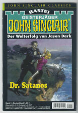 "John Sinclair Classics Bd. 3  ""Dr. Satanos"""