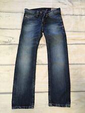 Boys Diesel THAVAR Jeans Kids Size 7Y Children Youth Blue
