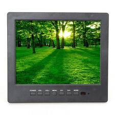 "L8009 3-In-1 8"" 800x600 TFT LCD TV,AV,VGA Input Monitor CCTV Camera PC Screen"