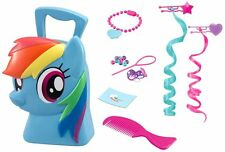 My Little Pony Rainbow Hair Care Case Girls Accessories Gift Brand New