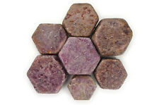 3 lbs Wholesale Natural Red Ruby Rough Hexigonal Stones - Specimen, Cabbing Rock