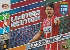 Panini Adrenalyn XL Fifa 2022 Limited Edition Marco van Ginkel