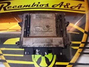 Centralita del motor SKODA OCTAVIA 06A906070B 5WY53270E SIMOS