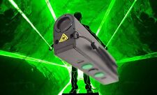 Dual Heads 532nm 2*200mW Green Laser Sword/laserman show/Bright Thick Green beam