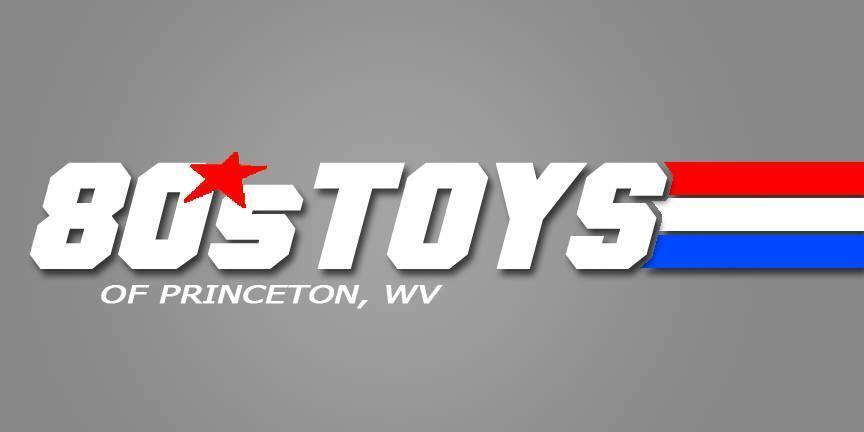 80s Toys of Princeton WV