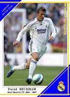 WCCF - David Beckham 9 cards  (3)