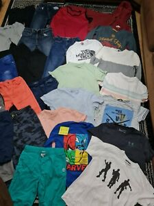 #519💙 Huge Bundle Of Boys Clothes 10-11years GEORGE NEXT NIKe UNDER ARMOUR NORT