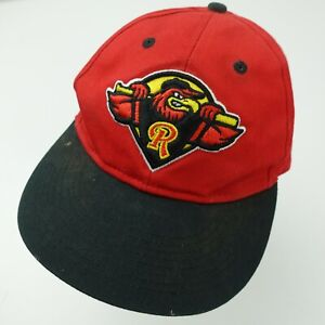 Rochester Red Wings Minor League Ball Cap Hat Adjustable Baseball Youth