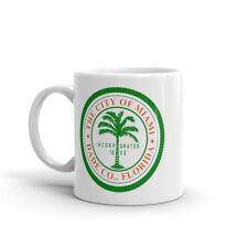 Miami Florida Mug-Voyage Cadeau UNITED STATES AMERICA USA #7893 US