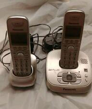 Panasonic 6.0 Plus Kx-Tg4022 Digital Cordless Phones and Answering System