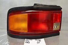 1990-1991 Mazda Protege Left Driver Genuine oem tail light 11 5A3