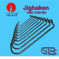 Jig Haken VMC Special Barbarian 90° 6 RD - 10/0 für Jigköpfe gießen Bleigussform