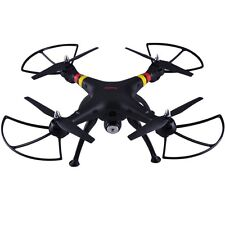 Black Syma X8W FPV 2.4Ghz RC Qucopter Drone UVA 2MP Wifi Camera RTF US Seller 2
