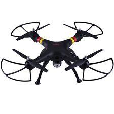 Black Syma X8W FPV 2.4Ghz RC Quadcopter Drone UVA 2MP Wifi Camera RTF US Seller