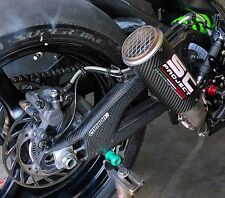 KAWASAKI ZX-10R 2016-2018 Carbon Fiber Swingarm Covers Panels Protectors Guards