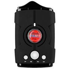 Anti-Police 360 Degre In Car Full 16 Band V8 Red GPS Speed Safety Radar Detector