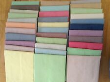 """14-Count Cross Stitch Fabric, Approx. 18"""" X 14"""" Aida, choose your color"""