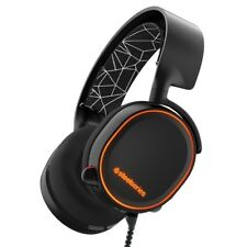 SteelSeries Arctis 5 RGB 7.1 Gaming Headset for PC Xbox PlayStation VR 1of 2
