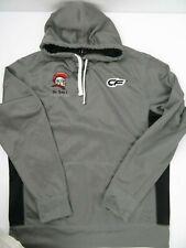 Smet Wrestling Grey Hoodie Jacket Men's Size L