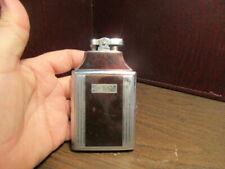 Vintage Cigarette Case - Lighter Combo - Monogrammed RBM - RONSON