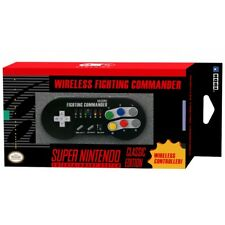Super Nintendo SNES Mini Classic Hori Wireless Fighting Commander Controller