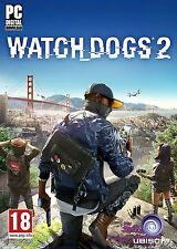 Watch Dogs 2 Pc Game- Uplay Download (Account)