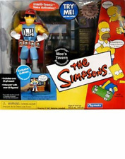 Moes Tavern with Duffman Playset