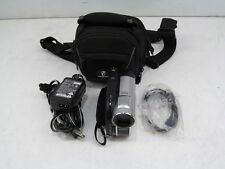 Sony HandyCam DCR-DVD610 Hybrid DVD/Memory Stick Camcorder w/ Carrying Case