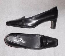 JB MARTIN escarpins « pied fin »cuir noir P 37 ½  TBE