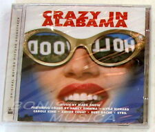 CRAZY IN ALABAMA - SOUNDTRACK O.S.T. - CD Sigillato