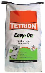 Tetrion Easy On Joint & Filler Compound 5kg