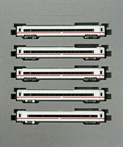 Kato 10-1513 ICE4 (Inter City Express) 5 Cars Add-on Set (N scale)